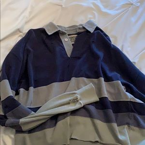 this is a cropped long sleeve